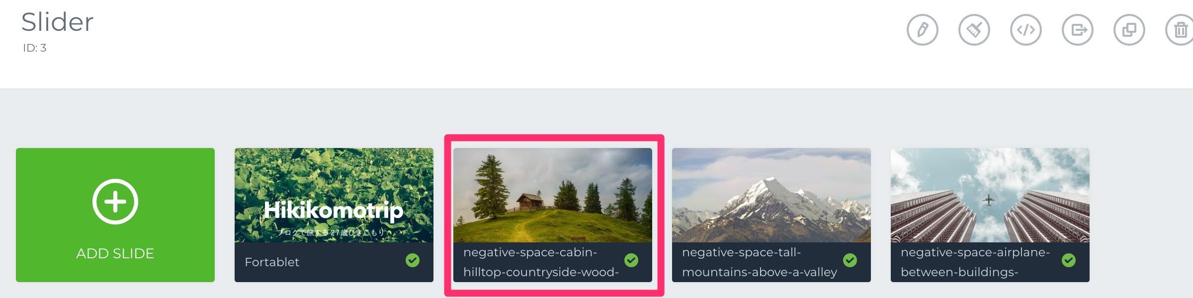 Smart Slider Hikikomotrip WordPress